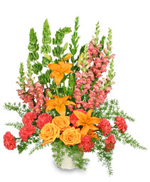 SPIRITUAL SPLENDOR Flower Arrangement in Clarksburg, MD | GENE'S FLORIST & GIFT BASKETS