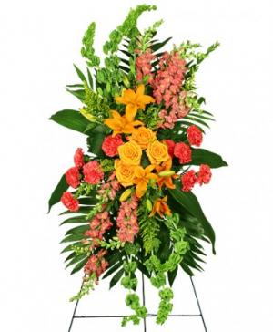 GLORIOUS LIFE Funeral Flowers in Benton, AR | FLOWERS & HOME OF BRYANT