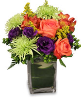 SPRING IT ON! Fresh Flowers in Michigan City, IN | WRIGHT'S FLOWERS AND GIFTS INC.