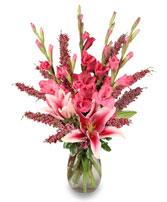 DREAMS COME TRUE Floral Arrangement in Manchester, NH | CRYSTAL ORCHID FLORIST