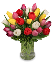 Tip Top Tulips Bouquet