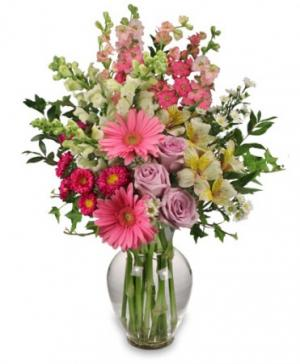 Amazing Day Bouquet Spring Flowers in Waukesha, WI | THINKING OF YOU FLORIST