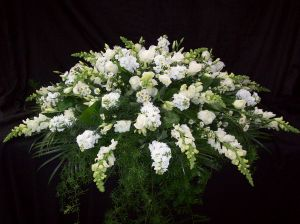 4 Piece Funeral Package Funeral Flowers in Winston Salem, NC | RAE'S NORTH POINT FLORIST INC.