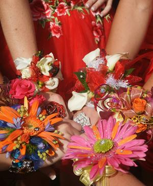 Array of Prom Corsages Prom Flowers in Richland, WA | ARLENE'S FLOWERS AND GIFTS