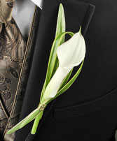 CLASSY CANDLELIGHT Prom Corsage in East Liverpool, OH | RIVERVIEW FLORISTS