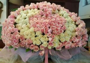 499 Roses bouquet  **ORDER 10-14 DAYS ADVANCE** in Vancouver, BC | ARIA FLORIST