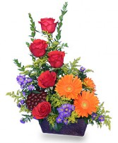 YOU'RE THE GREATEST! Flower Arrangement in West Hills, CA | RAMBLING ROSE FLORIST