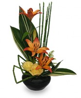 ARTISTIC TRIBUTE Floral Arrangement in Queensbury, NY | A LASTING IMPRESSION