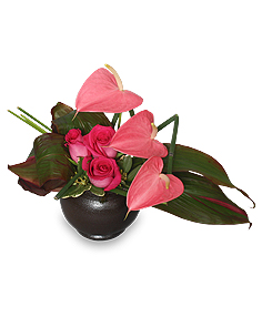 Floral Fine Art Arrangement in Murrells Inlet, SC | INLET FLOWERS LLC