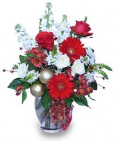 CELEBRATE THE SEASON Christmas Flowers in Du Bois, PA | BRADY STREET FLORIST