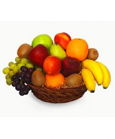 MIXED FRUIT BASKET Gift Basket in Houston, TX | AJ'S URBAN PETALS
