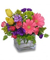 BIRTHDAY CONFETTI Birthday Flowers in Roanoke, VA | BASKETS & BOUQUETS FLORIST