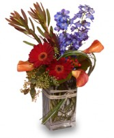 FLOWERS OF DISTINCTION Arrangement in Red Deer, AB | SOMETHING COUNTRY FLOWERS & GIFTS