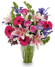 REMEMBERING YOU Mother's Day Bouquet in Zachary, LA | BURK HEROMAN'S FLORIST