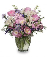 FRAGRANT MEMORIES Arrangement in Edison, NJ | E&E FLOWERS AND GIFTS