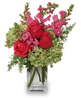 TUTTI FRUITTI Flower Vase in Stonewall, MB | STONEWALL FLORIST