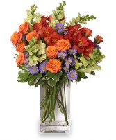 FLOWER POWER! Floral Arrangement in Caldwell, ID | BAYBERRIES FLORAL