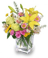 FLORAL FRESHNESS Spring Flowers in Red Deer, AB | SOMETHING COUNTRY FLOWERS & GIFTS