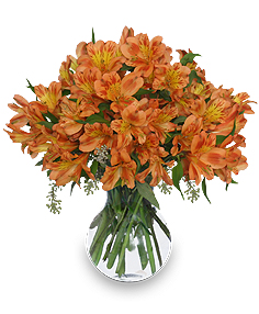 PERSIMMON GROVE Fall Flowers in Selma, NC | SELMA FLOWER SHOP
