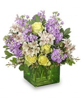 CHILLED OUT Bouquet of Flowers in Hillsboro, OR | FLOWERS BY BURKHARDT'S