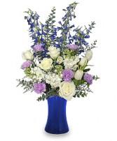 FESTIVAL OF FLOWERS Arrangement in Canoga Park, CA | BUDS N BLOSSOMS FLORIST