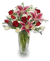 FANTASTIC FRAGRANCE Flower Arrangement in Rockville, MD | ROCKVILLE FLORIST & GIFT BASKETS