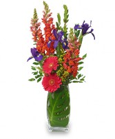 SUMMER STYLE Summer Bouquet in New Albany, IN | BUD'S IN BLOOM FLORAL & GIFT