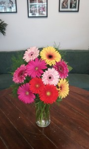 A Gerbera Plethora Bouquet in Bluffton, SC | BERKELEY FLOWERS & GIFTS