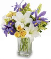 A LOVELY HARMONY BOUQUET in Bethesda, MD | ARIEL FLORIST & GIFT BASKETS