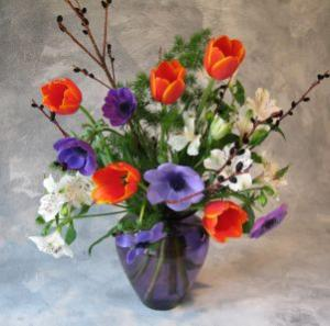 A World of Thanks Administrative Professionals' Day Special in Ithaca, NY | BUSINESS IS BLOOMING