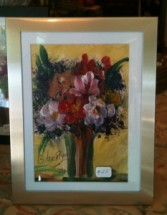 Anna Ray Painting In our Antiques & Gift Shop