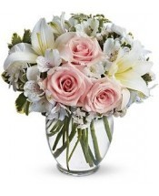 Arrive in Style Small Vase Arrangement