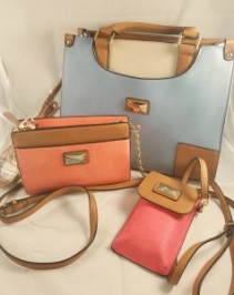 Assorted Noelle Handbags and Purses