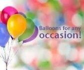 BALLOON BOUQUETS For any occasion