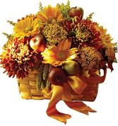 BASKET OF AUTUMN in Rockville, MD | ROCKVILLE FLORIST & GIFT BASKETS