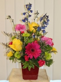 PICK ME UP BOUQUET ***LOCAL DELIVERY ONLY***