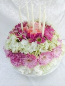All Occasion  Cake In Flowers