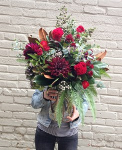 Botany Boho Autumn Vase Arrangement