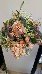 Bridal Party Flowers Wild Flowers