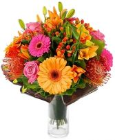 BRIGHT & CHEERY BOUQUET in Bethesda, MD | ARIEL FLORIST & GIFT BASKETS