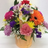 Bright Spring Blooms Fresh flower arrangement