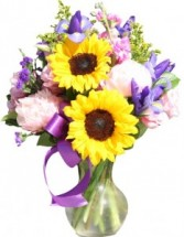Brighten Your Day Bouquet of flowers