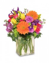Celebrate Today! Bouquet in Canton, Mississippi | HAMLIN'S FLORIST