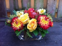 Cheerful Wishes Arrangement