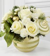 Christmas Arrangment  Christmas Flower Delivery DC
