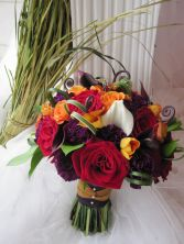 Christmas Promise  Hand-tied Bouquet
