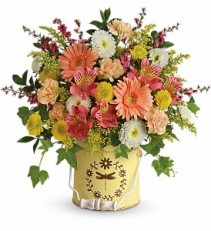 Country Spring Bouquet T17E300A