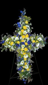 Cross in Malvern, AR | COUNTRY GARDEN FLORIST