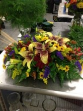 CUSTOM DESIGN CHOICE CENTERPIECE