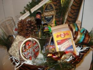 Custom Gift Basket Gift Basket in Akron, OH | EVERY BLOOMING THING